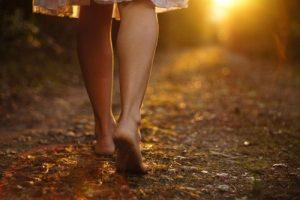 Vida consciente III, besa a la Madre Tierra con tus pies